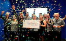 Quebec couple collects $60.000.000 lottery windfall