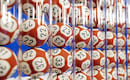 Euromillions prize soars to £135.000.000 for tonight's draw