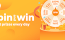 Spin and win! Have a look at our new Prize Wheels.
