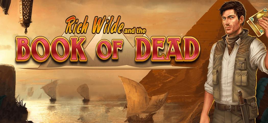 Online slot book of dead