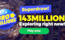 What is Euromillions Superdraw and How Can You Take Part in it?