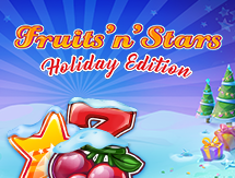 Fruits'n'Stars Holiday Edition