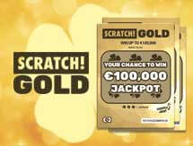 Gold scratch