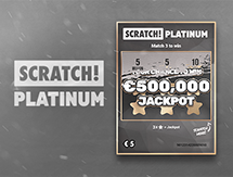 Platinum scratch