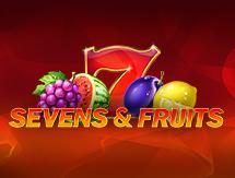 Sevens &  Fruits : 20 Lines