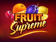 Fruit Supreme: 25 lines