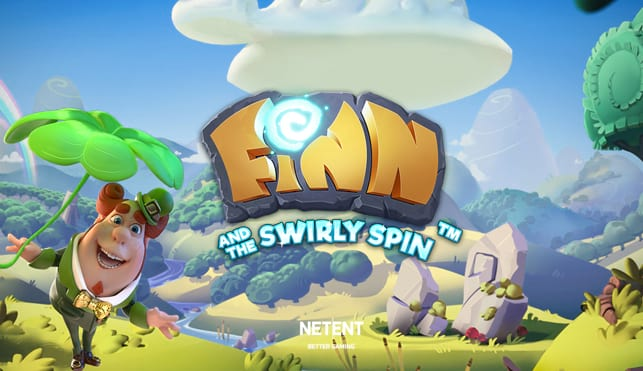 Finn And The Swirley Spin