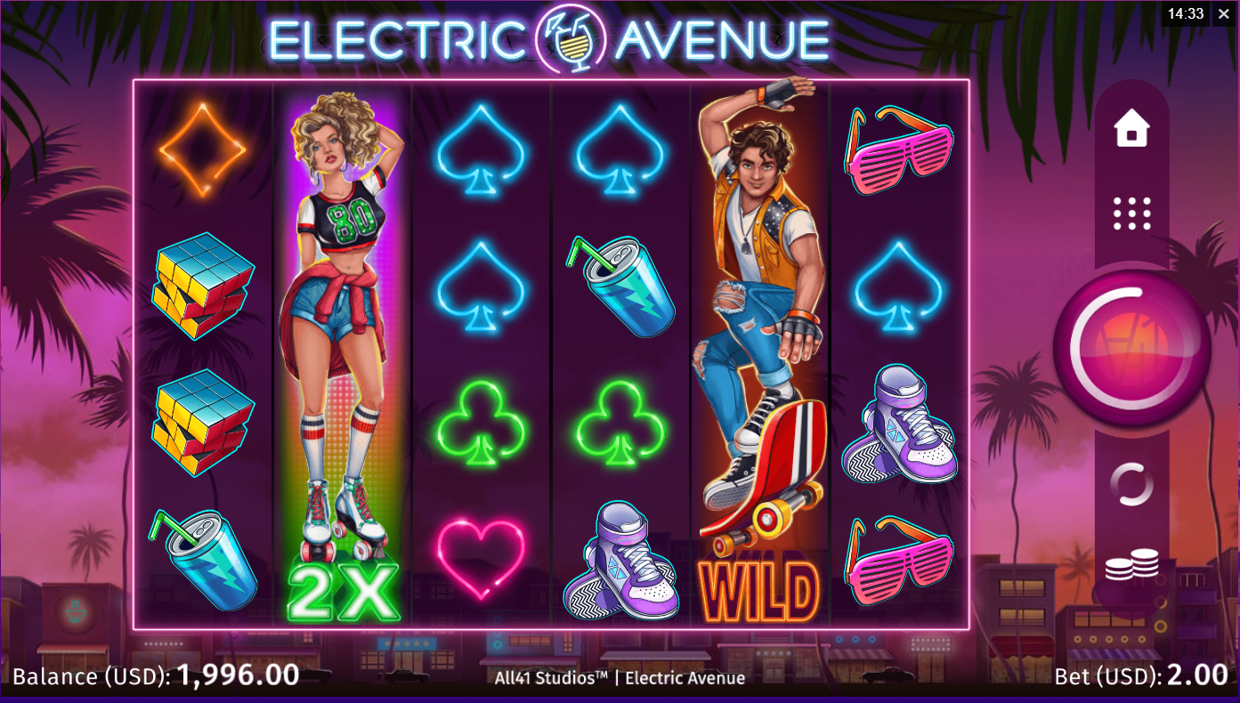 electric Avenue 2
